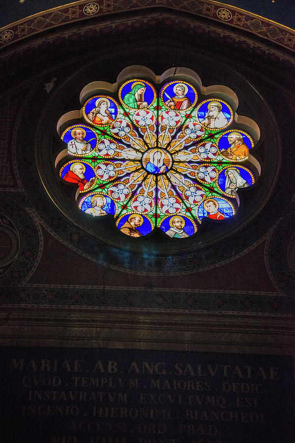 Saints by Joseph Yarbrough