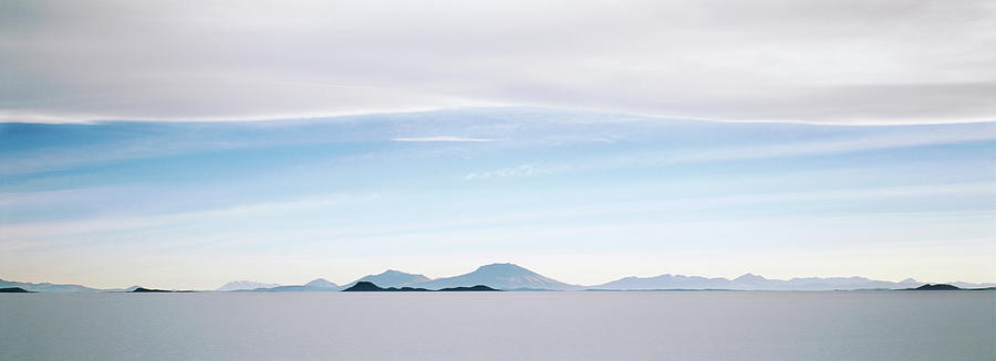 Salar De Uyuni, The Worlds Biggest Salt Photograph by Cultura Exclusive/philip Lee Harvey
