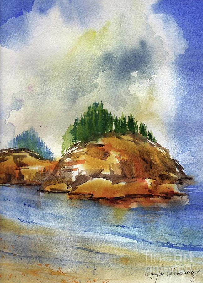 Salish Sound by Mary Lou McCambridge