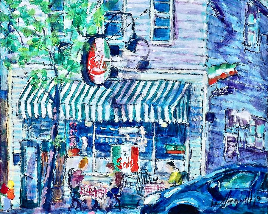 Sal's by Les Leffingwell