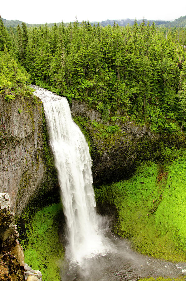 Salt Creek Falls Photograph by James Emery