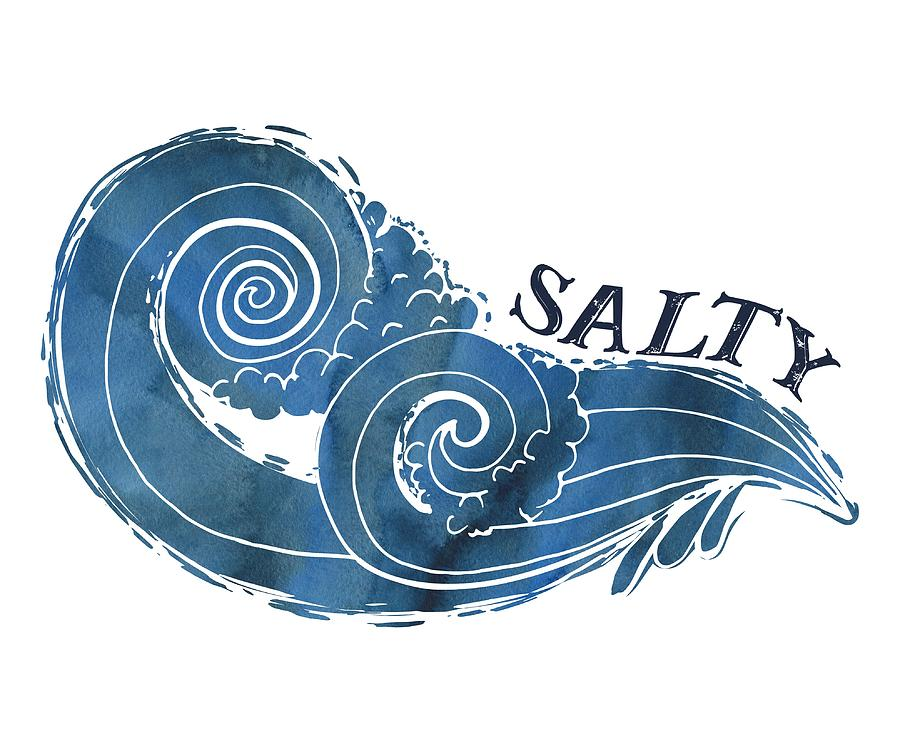 Salty by Heather Applegate