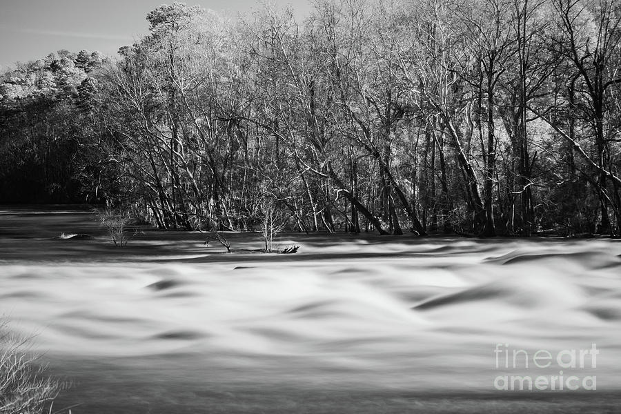 Saluda Rapids Infrared-1 by Charles Hite