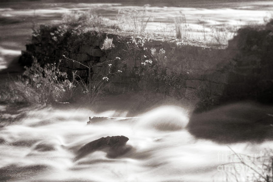 Saluda Rapids Infrared-2 by Charles Hite