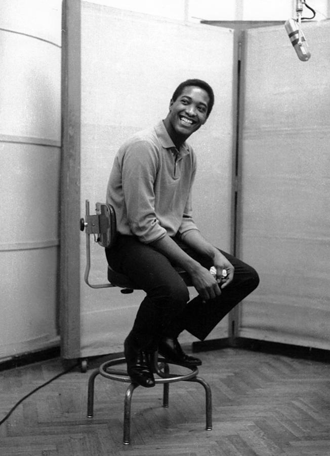 Sam Cooke In The Studio Photograph by Michael Ochs Archives