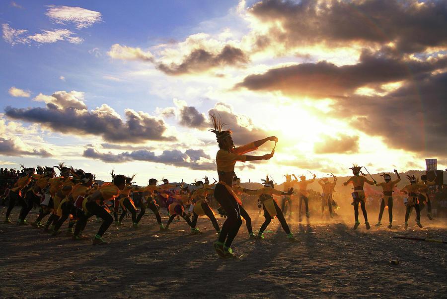 Sambuokan Festival Photograph by Jojie Alcantara