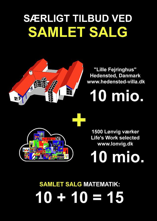 Samlet salg by Asbjorn Lonvig