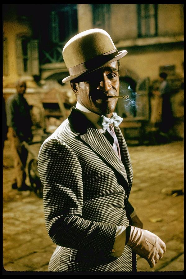 Sammy Davis Jr. In Porgy & Bess Photograph by Gjon Mili