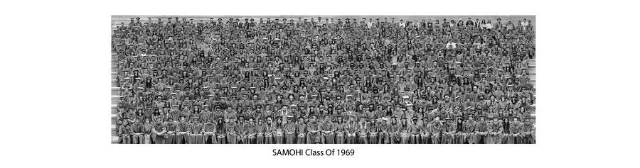 Samohi Class Of 1969 Photograph