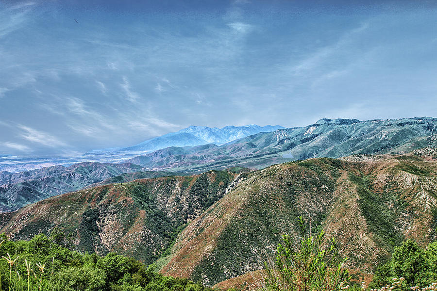 San Bernardino Mountains 2 by Robert Hebert