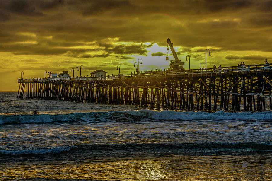 San Clemente can get you there by Kenneth James