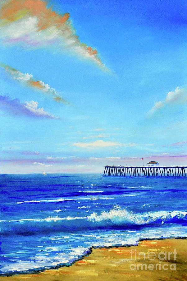 San Clemente Utopia by Mary Scott