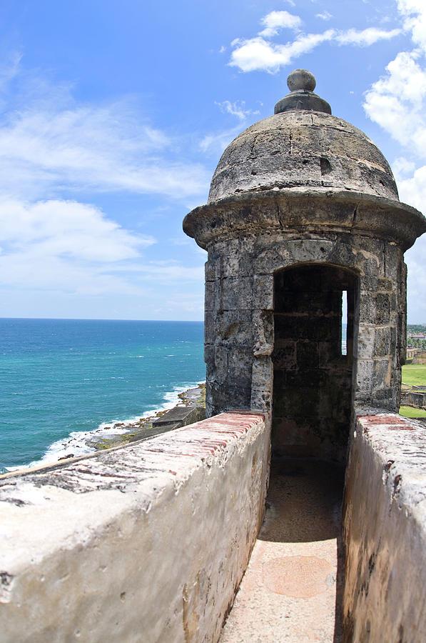 San Cristobal Castle Puerto Rico Photograph by Jongorr