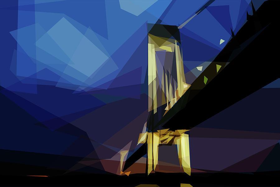 San Francisco Bridge by ISAW Company