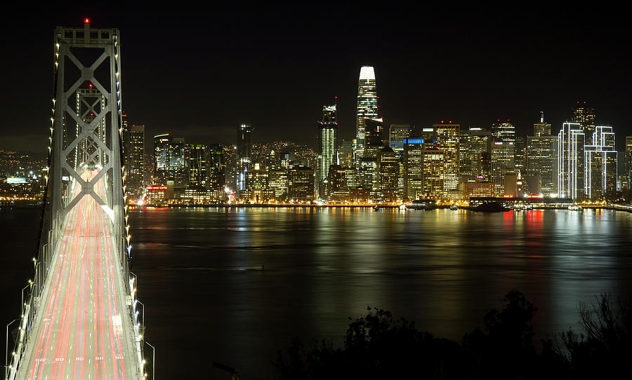 San Francisco Skyline by Nathan Rupert