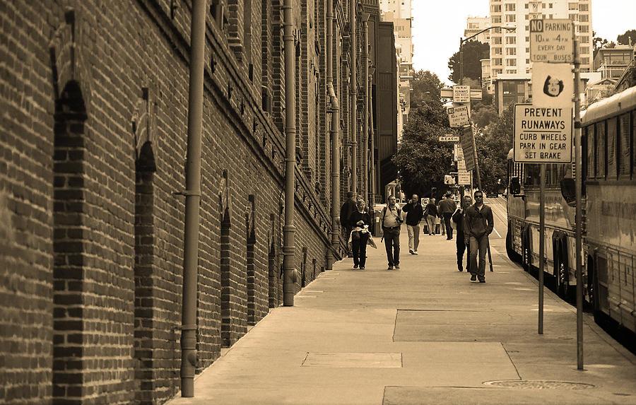 San Francisco Hook up scène