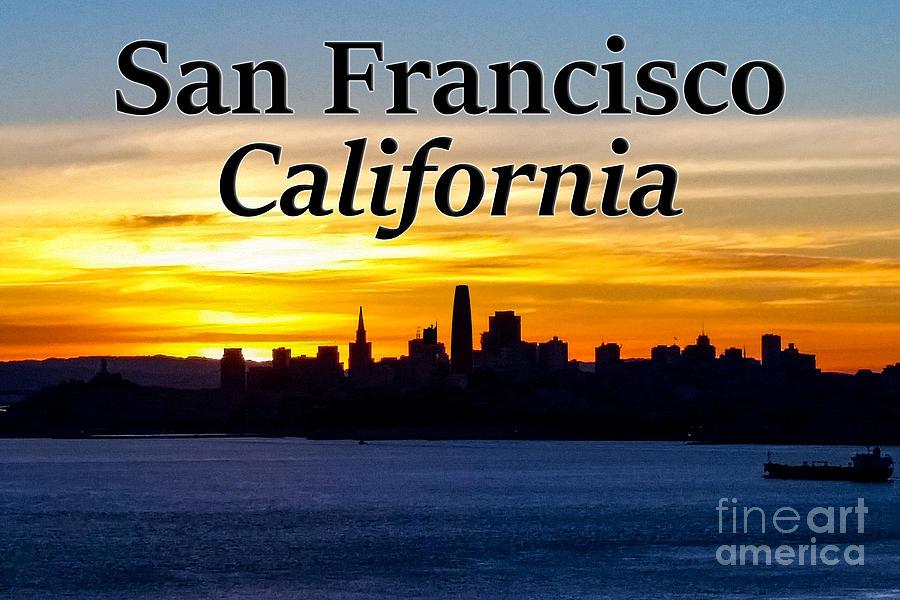 San Francisco Photograph - San Francisco Sunrise 2x3 by G Matthew Laughton