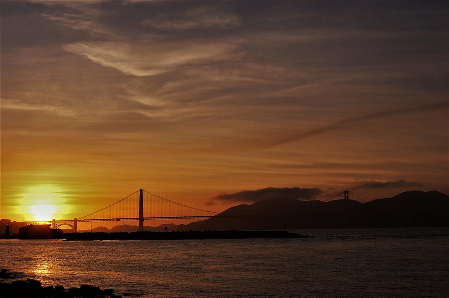 San Fransisco Bay by Christopher James