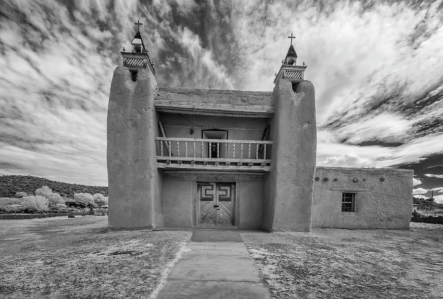 San Jose de Gracia Church by Gordon Ripley