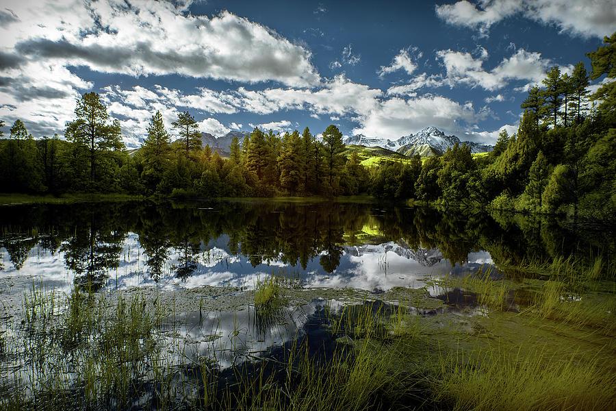 San Juan Mountains by Jon Glaser