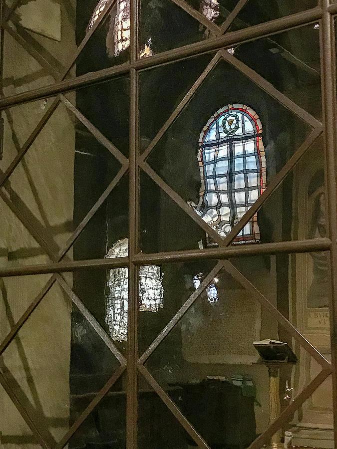 Italia Photograph - San Lorenzo In Damaso by Joseph Yarbrough