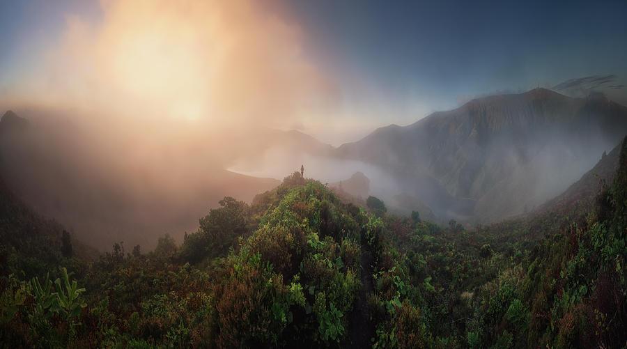 San Miguel Photograph by Carlos F. Turienzo