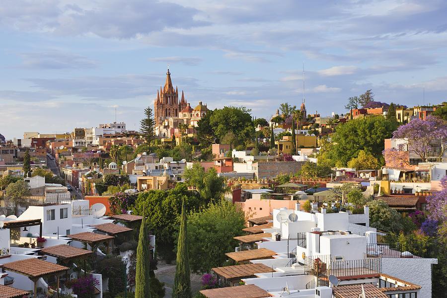 San Miguel De Allende Photograph by Jeremy Woodhouse