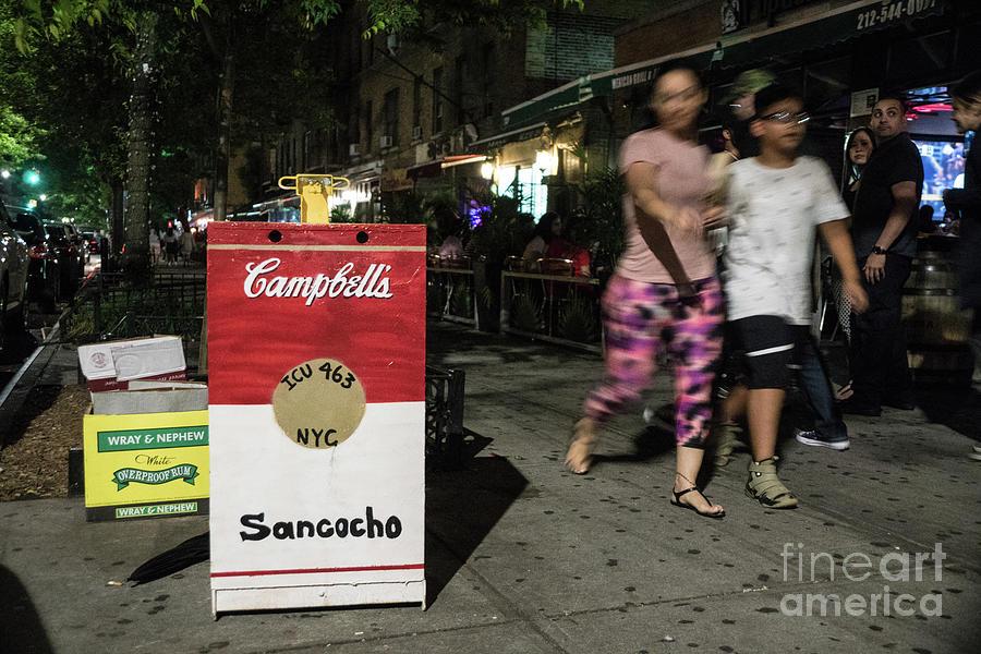 Sancocho  by Cole Thompson