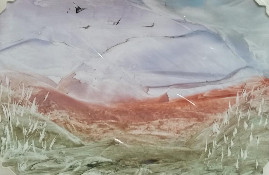 Sand dunes  by Lorraine Bradford