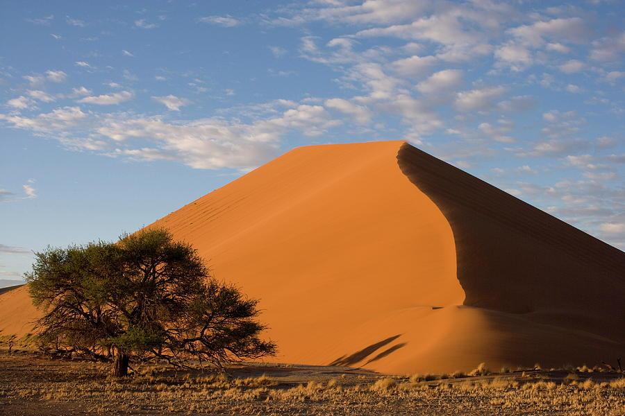 Sand Dunes, Sossusvlei, Namib Desert Photograph by Thorsten Milse / Robertharding