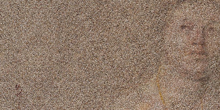 Sand of Pompeii by Attila Meszlenyi