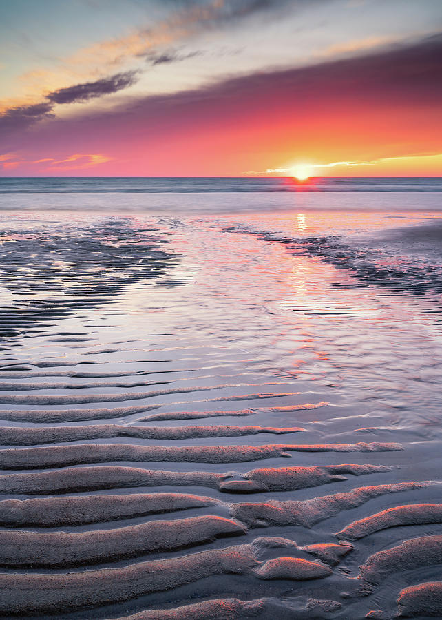 Sand Patterns by Michael Blanchette
