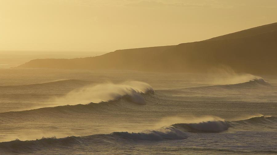 Sandfly Bay Photograph by Sven Klerkx