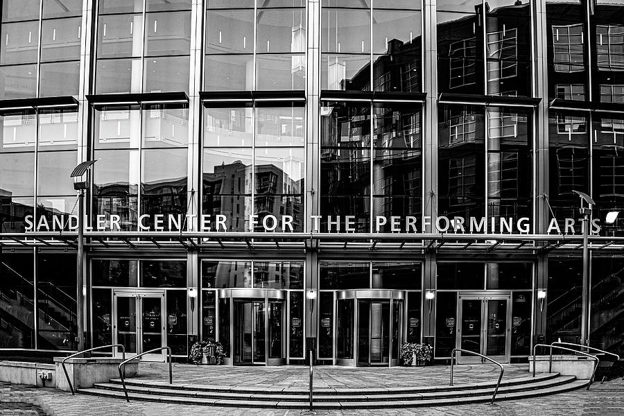 Sandler Center for the Performing Arts by Pete Federico