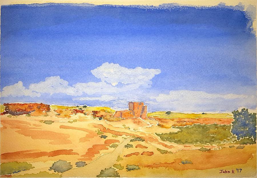Sandstone Lore by John Klobucher