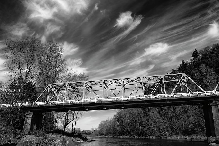 Sandy Crossing by Steven Clark