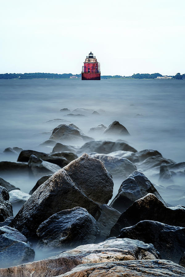 Sandy Point Lighthouse by Ryan Wyckoff