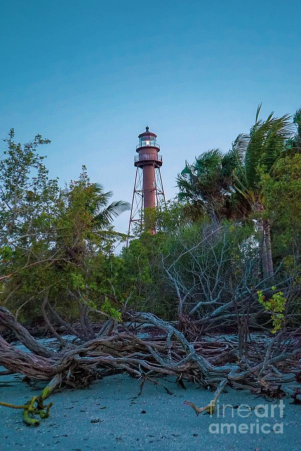 Sanibel Island Lighthouse by Susan Rydberg