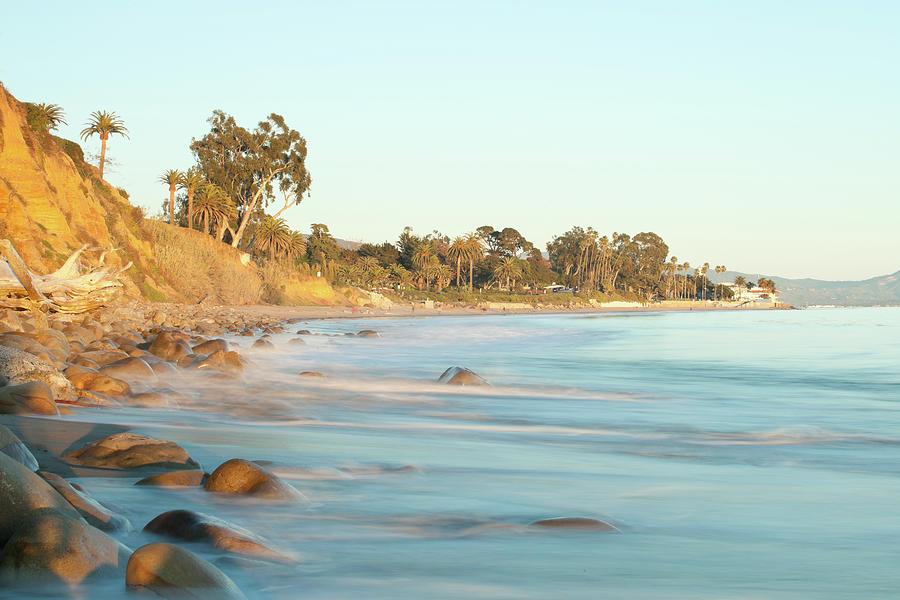 Santa Barbara Photograph by Andrewhelwich