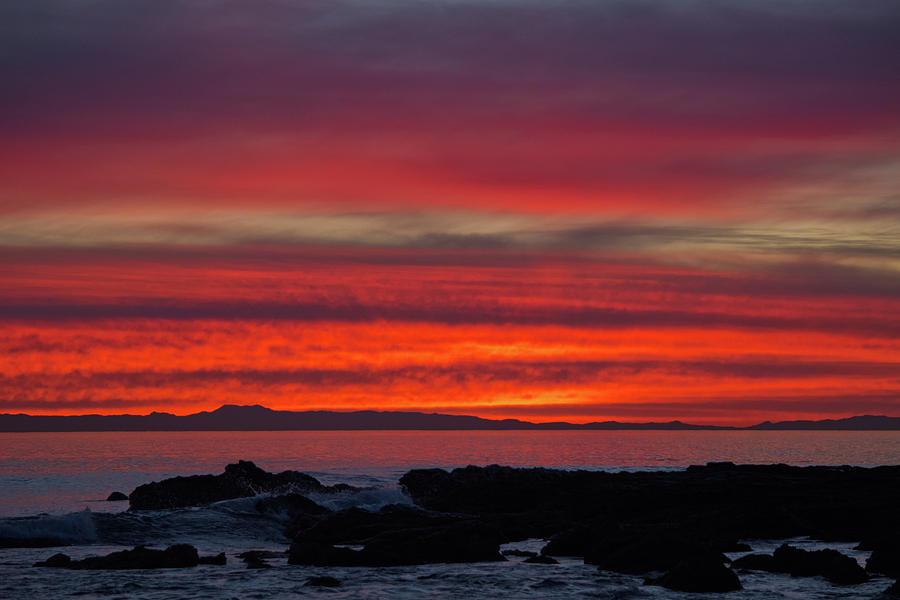 Santa Catalina Island Crystal Cove by Kyle Hanson