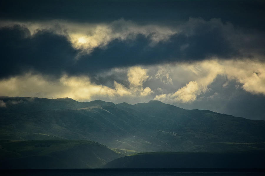 Santa Cruz Island Storm by Kyle Hanson