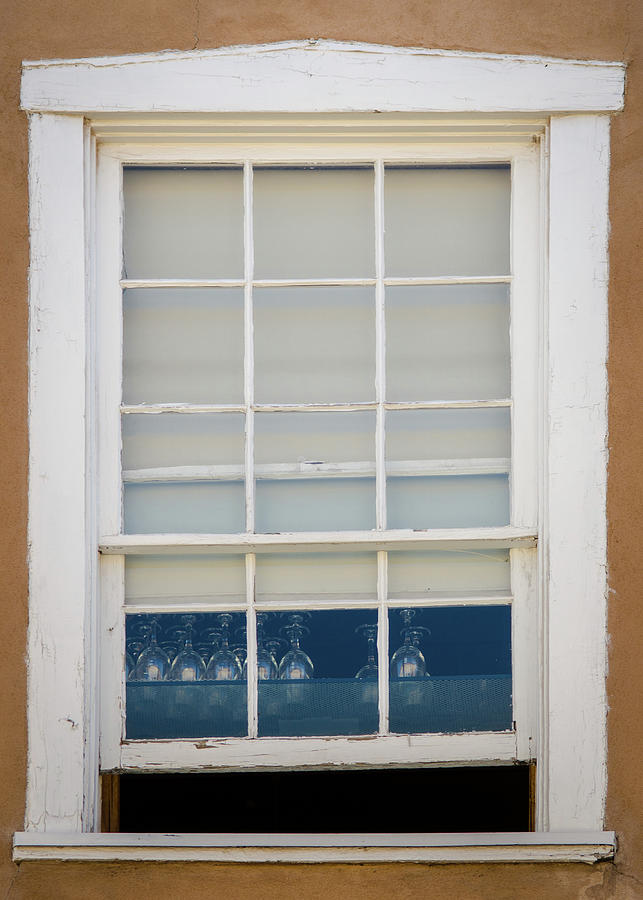 Santa Fe Window by Jeff Phillippi
