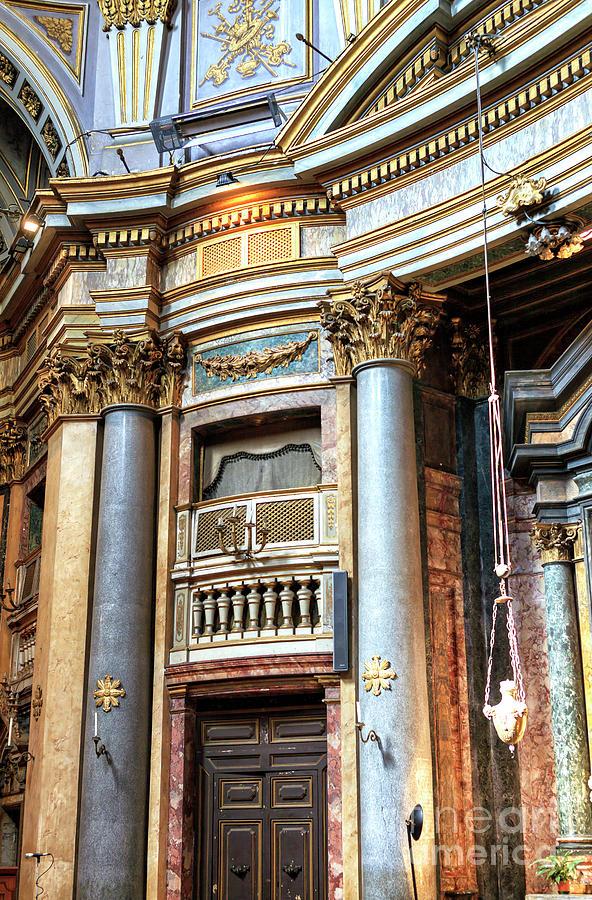 Santa Maria dell'Orazione e Morte Design in Rome by John Rizzuto