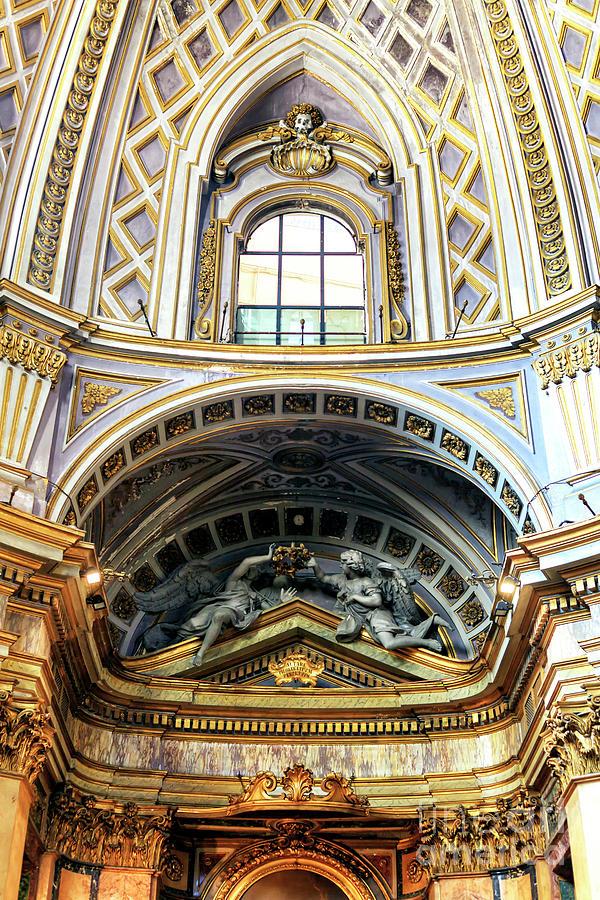 Santa Maria dell'Orazione e Morte in Rome by John Rizzuto