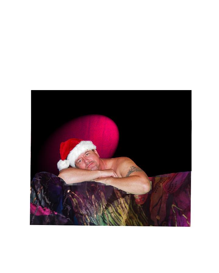 Santa Napping #1 by John Carroll