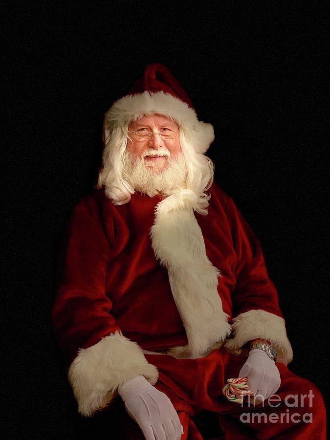Santa by Sean Griffin