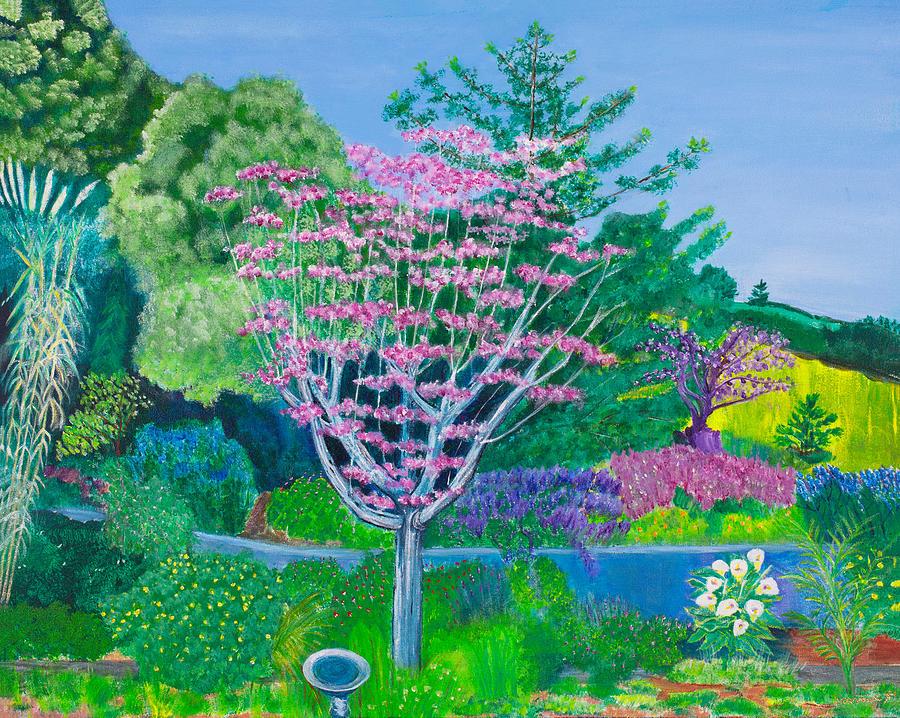 Santana's garden by Santana Star