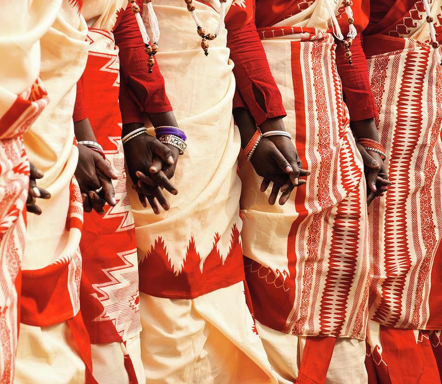Santhal Dance Photograph by Sourav Saha Photography