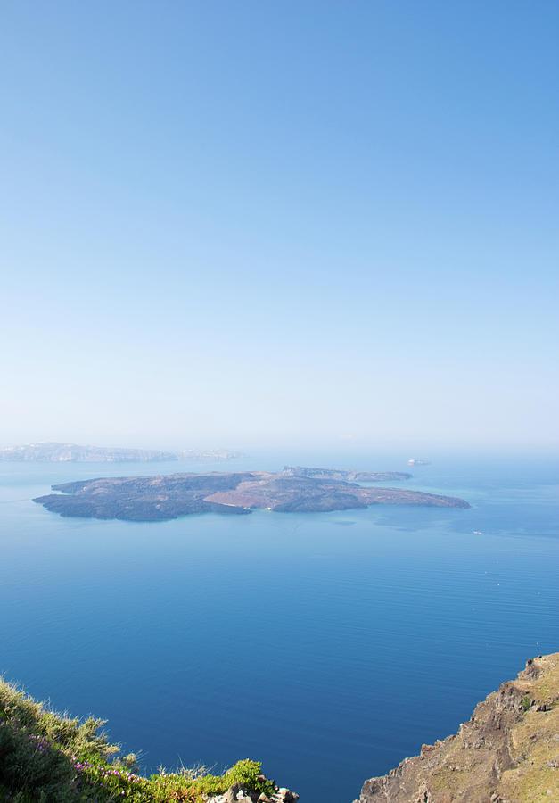 Santorini Archipelago Photograph by Lightshows