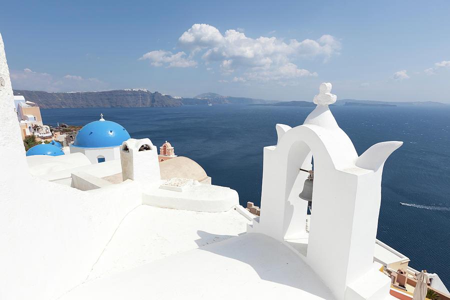 Santorini Photograph by Richmatts